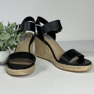 Steve Madden NEW Maya Espadrille Wedge Sandals
